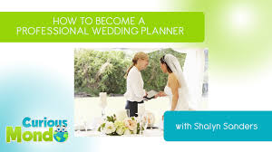 How To Become A Professional Wedding Planner Course With Shalyn