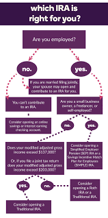 Simple Ira Vs Sep Ira Chart Which Type Of Ira Is Best For You A Beginners Guide Ally