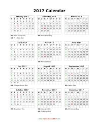 yearly calendar 2017 template printable 2017 yearly calendar ender realtypark co