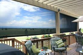 roll up shades for porch large size of patio outdoor patio ideas l chestnut exterior roll