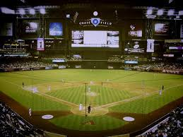 Arizona Diamondbacks Baseball Chase Field Arizona
