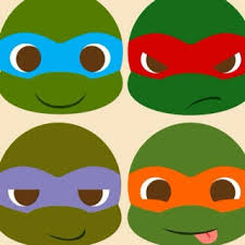 Small Picture Cute Cartoon Ninja Turtle DrawingsCartoonPrintable Coloring