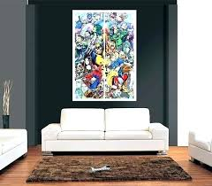 extra large wall decor giant posters art decora plate big ideas how to