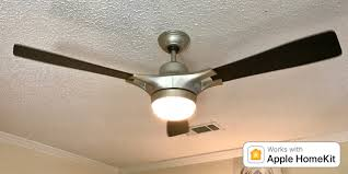 Replacement Light Fixture For Hunter Ceiling Fan Review Hunter Simpleconnect Ceiling Fan Is A 2 In 1 Homekit
