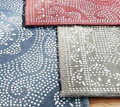 outdoor rug pad new best of dot printed gray pottery indoor sisal patio outdoor rug