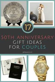 gift ideas for 50th anniversary indian couple pas husbands