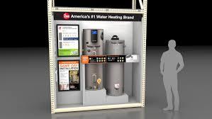 Home Depot Kitchen Designer Salary Rheem Water Heating Merchandising The Home Depot By Allen