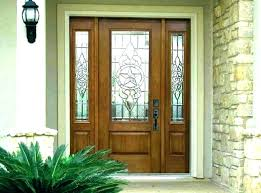 new front door installation cost of a front door replacement new front door cost new front