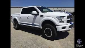 2015 Shelby F150 Supercharged 700HP Truck 2016 model built by ...