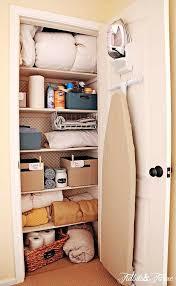 bathroom closet ideas. Bathroom Closet Door Ideas Tips And Tricks For Organizing Your Linen