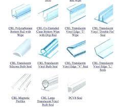 glass shower door gasket shower shower door seal 1 4 inch glass shower door sealant strip