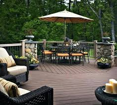 patio deck decorating ideas. Amazing How To Decorate A Deck Decorated Decks And Patio Backyard Designs Ideas With Curved . Decorating