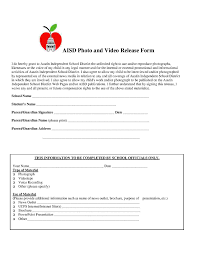 Download Video Release Form Style 75 Template For Free At