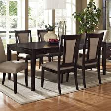 espresso dining table and chairs. tables perfect ikea dining table farmhouse on espresso room and chairs