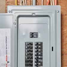 how to reset a circuit breaker the family handyman  at Do You Have To Reprogram A Fuse Box