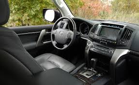 Toyota Land Cruiser interior gallery. MoiBibiki #5