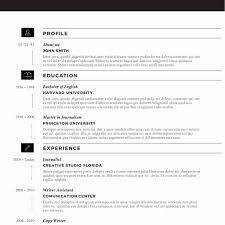 Resume Template For Mac Beautiful Free Resume Templates Template