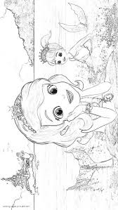 Small Picture Printable coloring pages Sofia the First