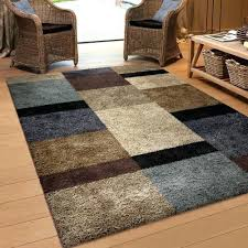 brown and blue area rugs brown and blue rugs awesome modern hand tufted area rug reviews