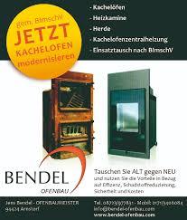 Wwwbendel Ofenbaucom Einsatztausch Laut Bimschv