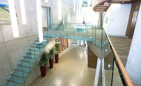 create your glass stair treads