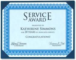 Years Of Service Award Wording Sample Certificate Of Recognition Wording New Magnificent Service