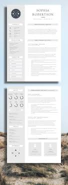 259 Best Resume Images On Pinterest Cv Design Cv Template And