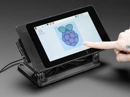 Raspberry Pi Touchscreen Display Stand