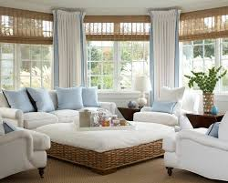 sunroom wicker furniture. Appealing Sunroom Furniture And Wicker With Sectional Also Chairs Curtain Ideas Bamboo Blinds Plus Seagrass Area L