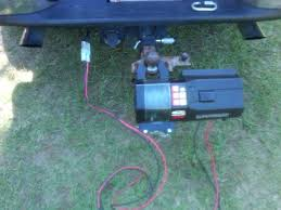 open trailer winch wiring need help wire size and battery if i just attach the winch to a d ring on the trailer a small shackle this way i can also use the winch for other things than just a trailer