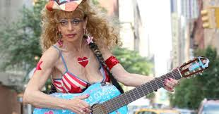 Naked Cowgirl sues city over wrongful arrest