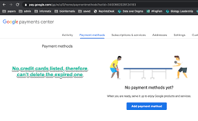 Scroll to find the credit card you want to. Cant Remove Expired Credit Card Google Play Store Google Play Community