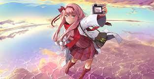 Anime Zero Two Wallpapers - Top Free ...