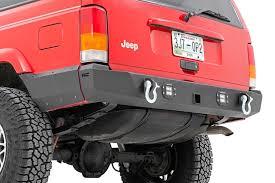 1997 Jeep Cherokee Light Bar Jeep Rear Led Bumper Xj Grand Front Install Wrangler Stock