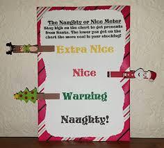 A Neat Christmas Behavior Chart Idea Elf On The Shelf
