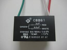 ceiling fan capacitor experts