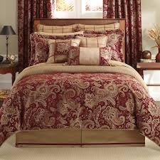 image of ralph lauren paisley throw pillows