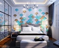Modern Decor Bedroom Bedrooms Walls Designs Collection Bedroom Wall Decor Bedroom