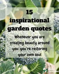 Beautiful Garden Quotes