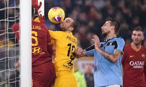 Roma-Lazio, le pagelle di CM: Dzeko fino alla fine. Lopez ...