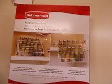 Rubbermaid Coated Wire In Cabinet Spice Rack Rubbermaid Spice Rack eBay 92