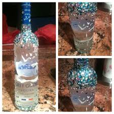 Decorative Liquor Bottles This is by far out of all those cute baskets this is what I want 32