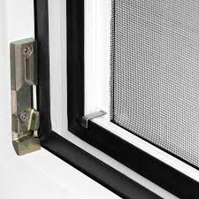 Ventanara Insektenschutz Fliegengitter Fenster Spannrahmen Weiß Ral