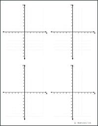 Full Page Graph Paper Math Math Aids Com Graph Paper