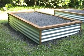 corrugated metal garden beds corrugated raised garden bed well suited ideas best raised garden bed design corrugated metal raised garden beds how to build