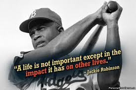 Jackie Robinson Quotes | Personal Excellence Quotes via Relatably.com