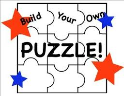 Printable Blank Puzzle Pieces Template. Puzzle Pieces Template ...