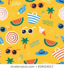 <b>Summer Pattern</b> Images, Stock Photos & Vectors | Shutterstock