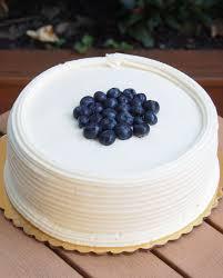 Lemon Blueberry Cake Mias