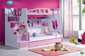 bunk bed with stairs for girls. Image Of: Bunk Beds For Girls With Stairs And Handrails Bed T